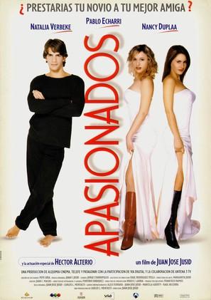 Apasionados - Spanish Movie Poster (thumbnail)