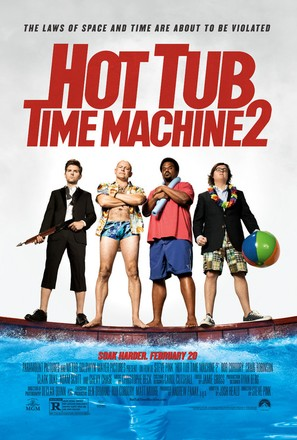 Hot Tub Time Machine 2 - Movie Poster (thumbnail)