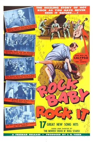 Rock Baby - Rock It - Movie Poster (thumbnail)