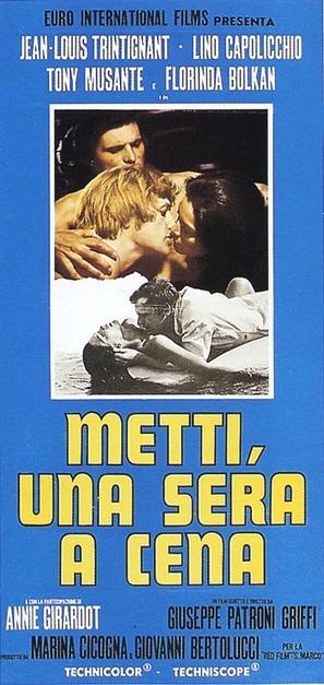 Metti, una sera a cena - Italian Movie Poster (thumbnail)