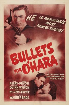 Bullets for O'Hara - Movie Poster (thumbnail)
