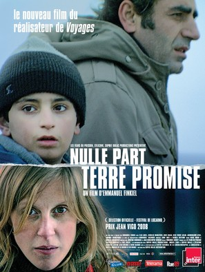 Nulle part terre promise - French Movie Poster (thumbnail)