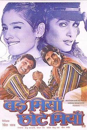 Bade Miyan Chote Miyan (1998) Hindi 400MB HDRip 480p Download