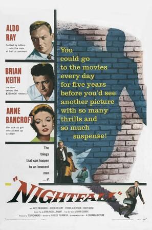 Nightfall - Movie Poster (thumbnail)