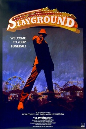 Slayground - British Movie Poster (thumbnail)