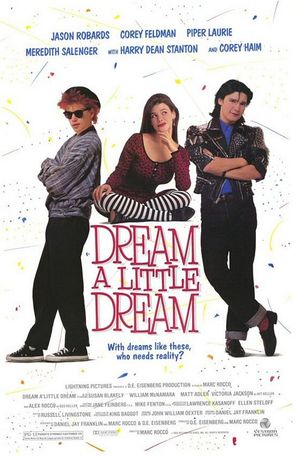 Dream a Little Dream - Movie Poster (thumbnail)