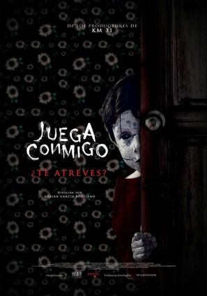 Juega Conmigo - Mexican Movie Poster (thumbnail)
