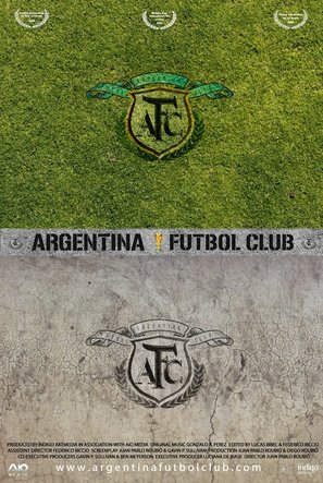 Argentina Fútbol Club - Movie Poster (thumbnail)