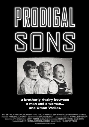 Prodigal Sons - Movie Poster (thumbnail)
