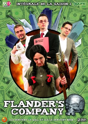 """Flander's Company"" - French DVD cover (thumbnail)"