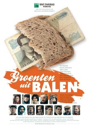 Groenten uit Balen - Belgian Movie Poster (thumbnail)
