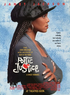 Poetic Justice - Movie Poster (thumbnail)