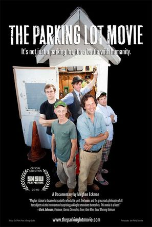 The Parking Lot Movie - Movie Poster (thumbnail)
