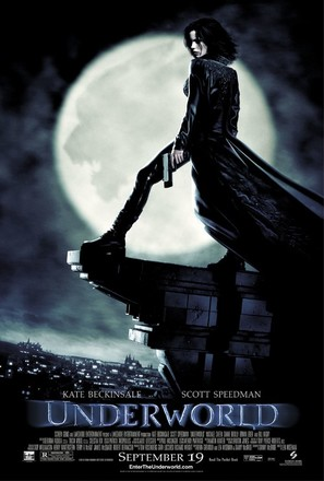 Underworld - Movie Poster (thumbnail)