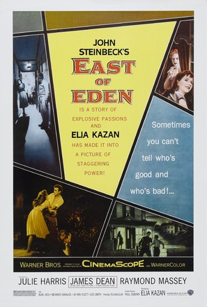 East of Eden - Movie Poster (thumbnail)