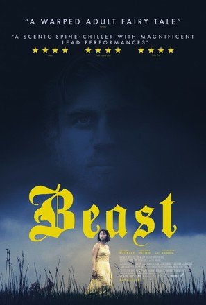 Beast - British Movie Poster (thumbnail)