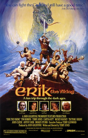 Erik the Viking - Movie Poster (thumbnail)