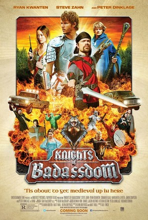 Knights of Badassdom - Movie Poster (thumbnail)