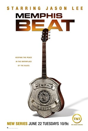 """Memphis Beat"" - Movie Poster (thumbnail)"