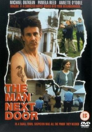 The Man Next Door - British Movie Cover (thumbnail)
