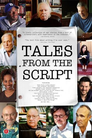 Tales from the Script - Movie Poster (thumbnail)