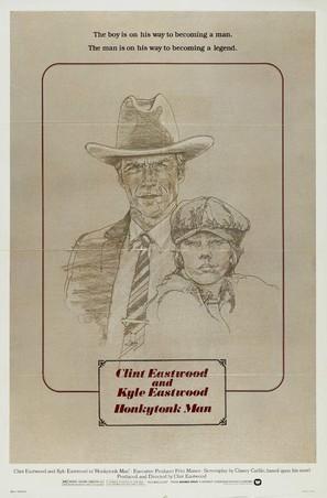 Honkytonk Man - Movie Poster (thumbnail)