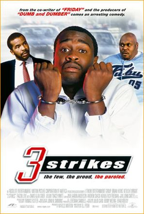 3 Strikes - Movie Poster (thumbnail)