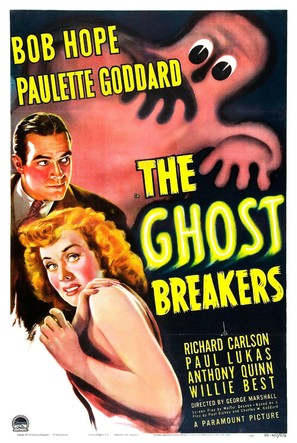 The Ghost Breakers - Movie Poster (thumbnail)