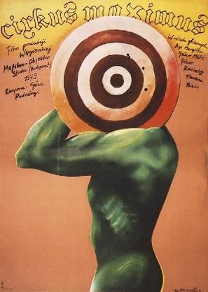 Circus maximus - Polish Movie Poster (thumbnail)