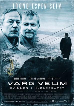 Varg Veum - Kvinnen i kjøleskapet