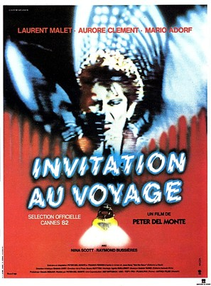 Invitation au voyage - French Movie Poster (thumbnail)