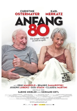 Anfang 80 - Austrian Movie Poster (thumbnail)