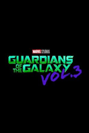 Guardians of the Galaxy Vol. 3 - Logo (thumbnail)