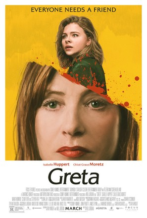 Greta - Movie Poster (thumbnail)
