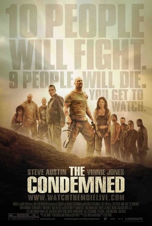 The Condemned - Movie Poster (thumbnail)