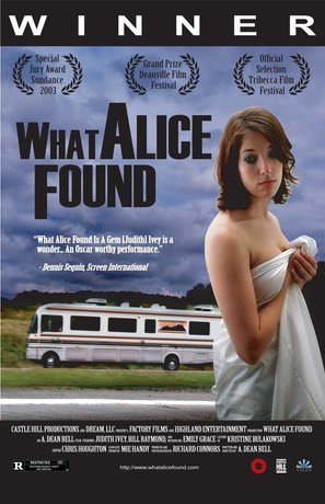 What Alice Found - Movie Poster (thumbnail)