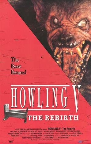 Howling V: The Rebirth - Movie Poster (thumbnail)