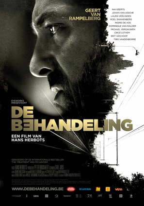 De Behandeling - Belgian Movie Poster (thumbnail)
