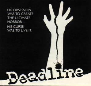 Deadline - British Movie Poster (thumbnail)