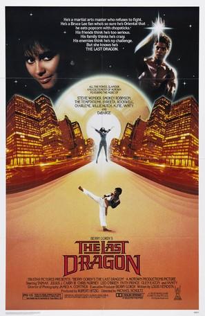 The Last Dragon - Movie Poster (thumbnail)