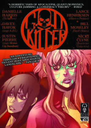 Godkiller - Movie Cover (thumbnail)