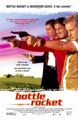 Bottle Rocket - Movie Poster (thumbnail)