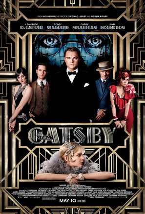 The Great Gatsby - Movie Poster (thumbnail)