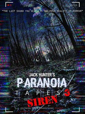 Paranoia Tapes 3: SIREN - Movie Cover (thumbnail)
