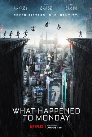 What Happened to Monday - Movie Poster (thumbnail)
