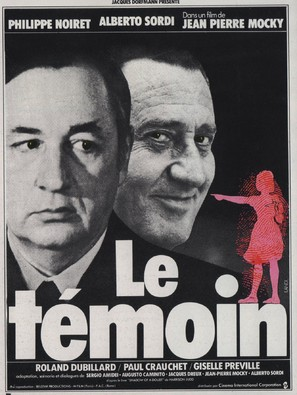 Le témoin - French Movie Poster (thumbnail)