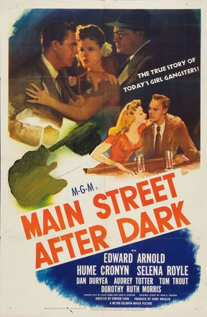 Main Street After Dark - Movie Poster (thumbnail)