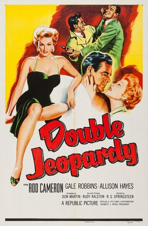 Double Jeopardy - Movie Poster (thumbnail)