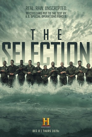 """""""The Selection: Special Operations Experiment"""""""