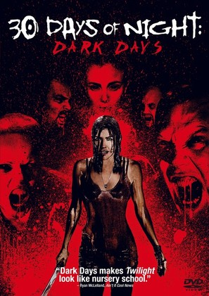 30 Days of Night: Dark Days - Movie Cover (thumbnail)
